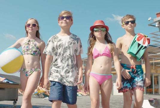 Aqualand Moravia – letní video 2019